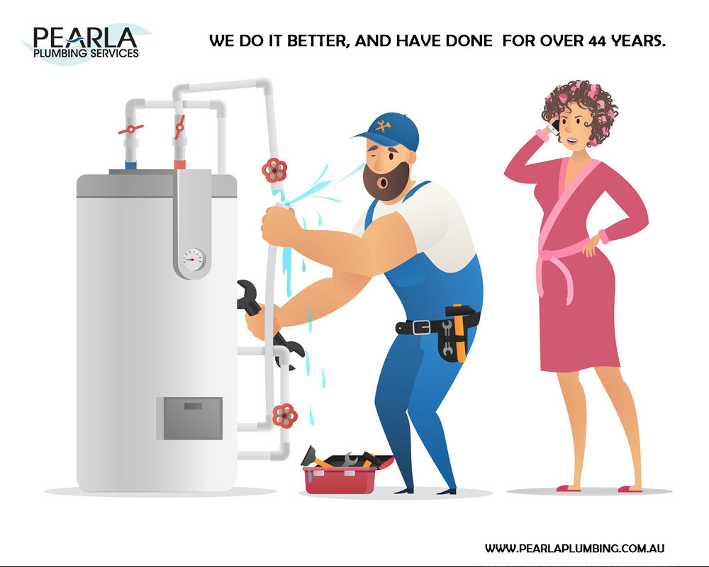 Get the best hot water prevention service - Plumber in Chatswood